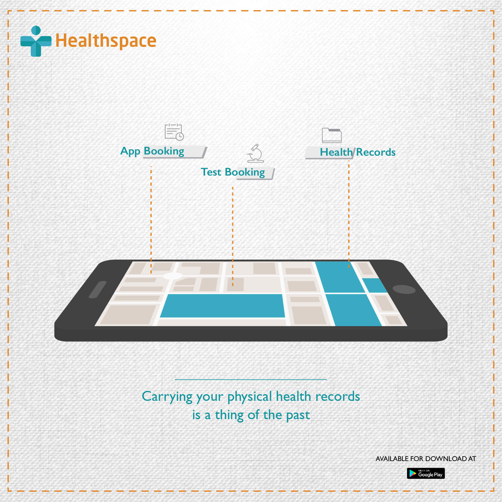 Download the Healthspace App Now